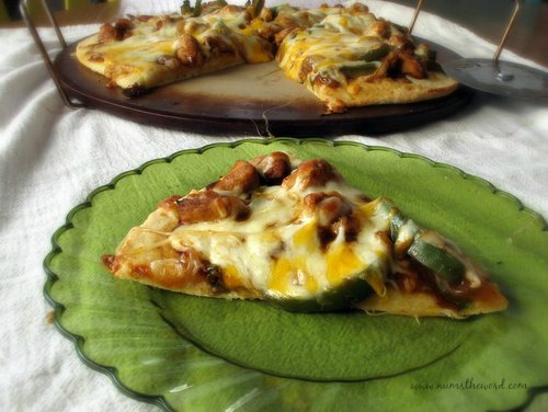 Fajita Pizza