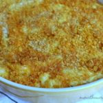 Green Chile Cheesy {Funeral} Potatoes