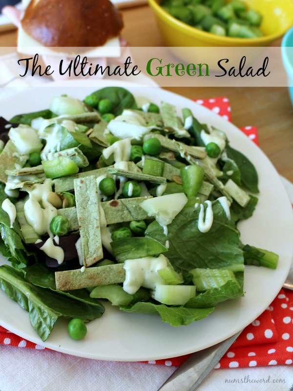 Ultimate Green Salad